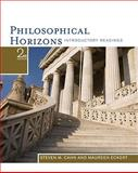 Philosophical Horizons : Introductory Readings, Cahn, Steven M. and Eckert, Maureen, 1111186537