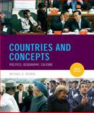 Countries and Concepts : Politics, Geography, Culture, Roskin, Michael, 0136026532