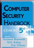 Computer Security Handbook, Bosworth, Seymour and Kabay, M. E., 0471716537