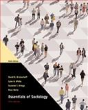 Essential of Sociology, Brinkerhoff, David B. and White, Lynn K., 0534556531