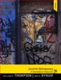 Juvenile Delinquency, Thompson, William E. and Bynum, Jack E., 0205246532