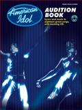 American Idol Audition Book, Alfred Publishing Staff, 0757916538