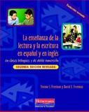 La Enseñanza de la Lectura y la Escritura en Español y en Inglés 2nd Edition