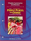 People, Places, and Change - An Introduction to World Studies, Holt, Rinehart and Winston Staff, 003037653X