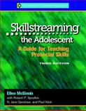 Skillstreaming the Adolescent, 3rd Edition-Book/Forms CD 9780878226535