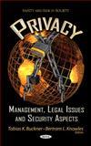 Privacy, Tobias K. Buckner, 1619426536