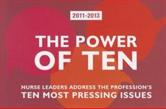 The Power of Ten, 2011-2013, various, 193547653X