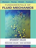Fundamentals of Fluid Mechanics, Munson, Bruce R. and Young, Donald F., 0470926538
