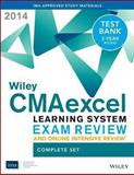 Wiley CMA Learning System Exam Review and Online Intensive Review 2014 + Test Bank, IMA, 1118776534