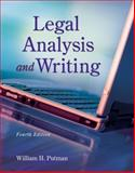 Legal Analysis and Writing, Putman, William H., 1133016545