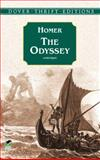 The Odyssey, Homer, 0486406547