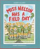 Miss Nelson Has a Field Day, Harry Allard, 0395486548