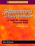 Skillstreaming in Early Childhood, 3rd Ed 9780878226542