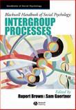 Blackwell Handbook of Social Psychology 9781405106542