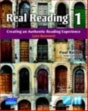 Real Reading 1 : Creating an Authentic Reading Experience, Bonesteel, Lynn, 0136066542