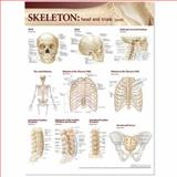 Lippincott Williams and Wilkins Atlas of Anatomy Skeletal System Chart : Head and Trunk, Anatomical Chart Company, 0781786541