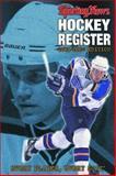 Hockey Register, Walton, David, 0892046546