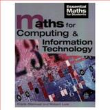 Maths for Computing and Information Technology 9780582236547
