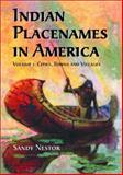 Indian Placenames in America, Nestor, Sandy, 0786416548