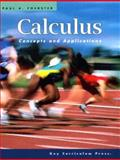 Calculus : Concepts and Applications, Foerster, Paul A., 1559536543