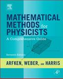 Mathematical Methods for Physicists : A Comprehensive Guide, Arfken, George B. and Weber, Hans J., 0123846544