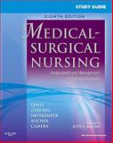 Study Guide for Medical-Surgical Nursing : Assessment and Management of Clinical Problems, Lewis, Sharon L. and Bucher, Linda, 0323066542