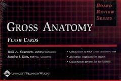 Gross Anatomy 9780781756549