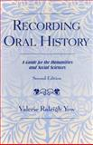 Recording Oral History 2nd Edition