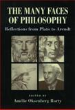 The Many Faces of Philosophy, Amélie Oksenberg Rorty, 0195176553