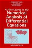 A First Course in the Numerical Analysis of Differential Equations, Arieh Iserles, 0521556554