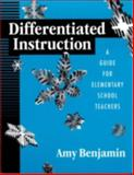 Differentiated Instruction, Amy Benjamin, 1930556551
