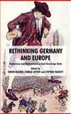Rethinking Germany and Europe 9780230236554