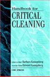Handbook for Critical Cleaning, , 0849316553
