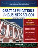 Great Applications for Business School, Bodine, Paul, 0071746552