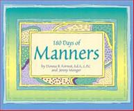 180 Days of Manners, Strom (Forrest), Donna and Menger, Jenny, 188963655X