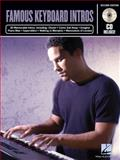 Famous Keyboard Intros, Hal Leonard Corp., 0634026569