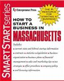 How to Start a Business in Massachusetts, Entrepreneur Press, 1932156569