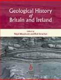 Geological History of Britain and Ireland, Woodcock, Nigel H. and Strachan, Rob A., 0632036567
