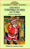 Children's Christmas Stories and Poems, Children's Dover Thrift, Christmas, 0486286568
