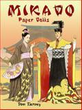 Mikado Paper Dolls, Tom Tierney, 0486426564