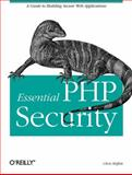 Essential PHP Security, Shiflett, Chris, 059600656X