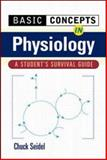 Basic Concepts in Physiology, Seidel, Charles, 0071356568