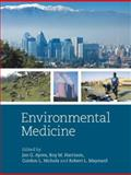 Environmental Medicine, Ayres, Jon and Harrison, Roy, 0340946563