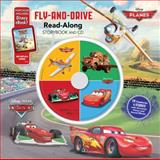 World of Cars Read-Along Storybook and CD Treasury, Disney Book Group Staff, 1484706560
