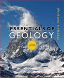 Essentials of Geology, Marshak, Stephen, 0393196569