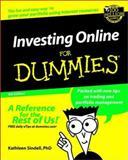 Investing Online for Dummies, Kathleen Sindell, 0764516566