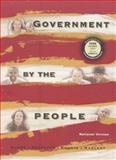 Government by People National, Burns, James MacGregor, 0130116564