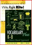 Vocabulary Resource Bundle, Oglan, Gerald R. and Nilsen, Alleen Pace, 0205446566
