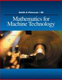 Mathematics for Machine Technology, Peterson, John C. and Smith, Robert D., 1428336567