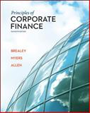 Principles of Corporate Finance with Connect Plus, Brealey, Richard and Myers, Stewart, 0077736567